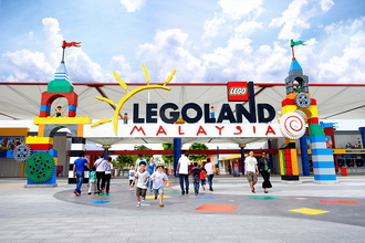 Legoland Theme Park E-Ticket