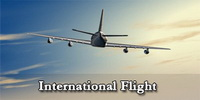 Air Ticket Service - International Flight