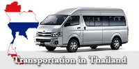 Transfer Service in Thailand