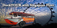 DuckTOUR with Singapore Flyer