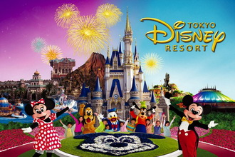 3D2N Tokyo Disney Resort Package (Private)