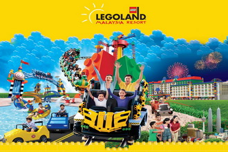 2D1N Legoland Malaysia Package
