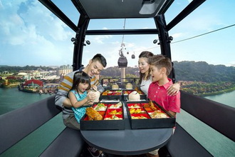 Singapore Family Fun & Dining Tour
