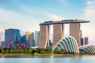 Singapore City Tour (Full Day)