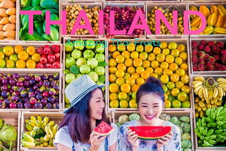 Amazing Thai Fruits